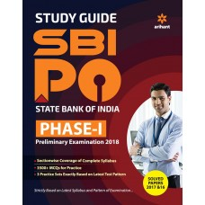 SBI PO Phase 1 Preliminary Exam Guide 2018