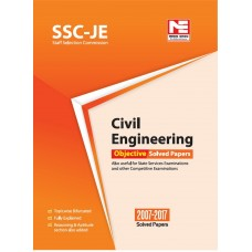 SSC JE: Civil Engineering - Objective Solved Papers