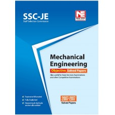 SSC JE: Mechanical Engineering - Objective Solved Papers