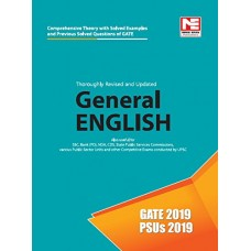 General English for GATE & PSUs 2019 - Theory and Previous Year Solved Questions