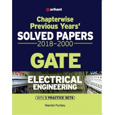 Electrical Engineering Chapterwise Solved Papers GATE 2018
