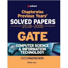 Computer Science & Information Technology Chapterwise Solved Papers GATE 2018