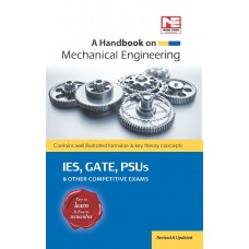 A Handbook on Mechanical Engineering - Contains well Illustrated Formulae and Key Theory Concepts