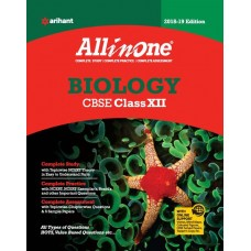 All in One BIOLOGY CBSE Class 12th