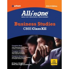 All in One BUSINESS STUDIES Class 12th