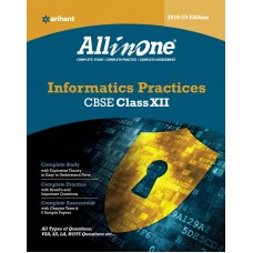 All In One Informatics Practices CBSE Class 12Th